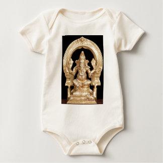 LORD GANESH HINDU GOD BABY BODYSUIT