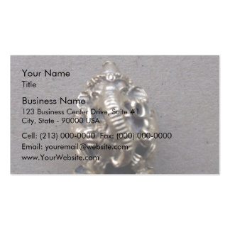 Lord Ganesh Statue Business Card