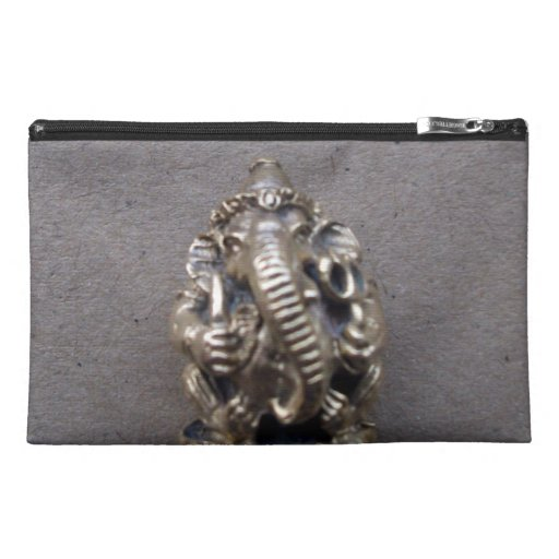 Lord Ganesh Statue Travel Accessories Bag