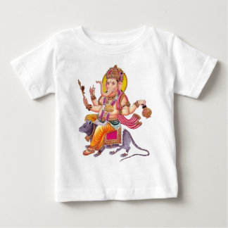 LORD GANESHA - Ganapati, Vinayaka, and Pillaiyar Baby T-Shirt
