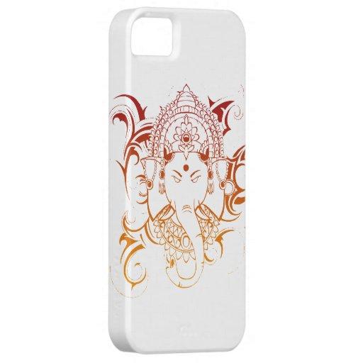 Lord Ganesha India Yoga Meditation Spirituality Case For iPhone 5/5S
