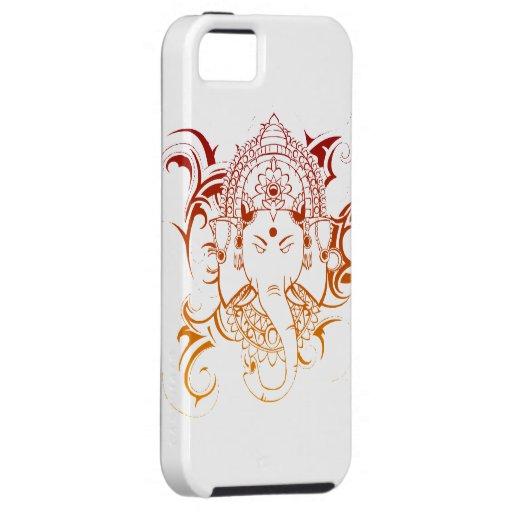 Lord Ganesha India Yoga Meditation Spirituality iPhone 5 Covers