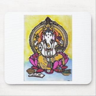Lord Ganesha Mouse Pad