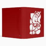 Lord Ganesha Sign Binder