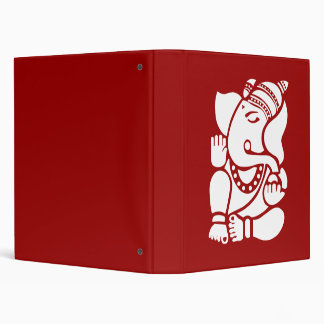 Lord Ganesha Sign Binder