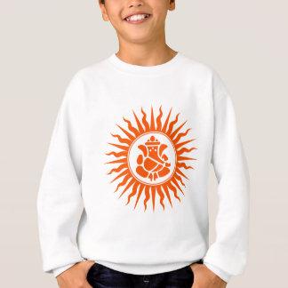 Lord Ganesha Sign Sweatshirt