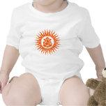 Lord Ganesha Sign T-shirts