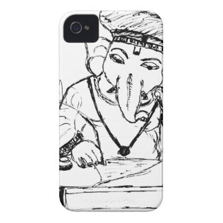 Lord Ganesha.tif Case-Mate iPhone 4 Cases