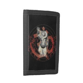 Lord Ganesha Tri-Fold Wallet