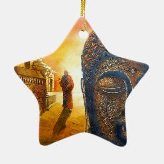 Lord Gautama Buddha Ceramic Ornament