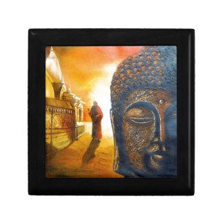 Lord Gautama Buddha Jewelry Box