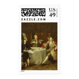 Lord George Graham Stamp