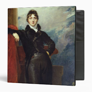 Lord Granville Leveson-Gower, Later 1st Earl Granv 3 Ring Binder
