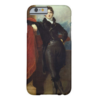 Lord Granville Leveson-Gower, Later 1st Earl Granv Barely There iPhone 6 Case