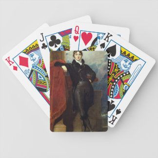 Lord Granville Leveson-Gower, Later 1st Earl Granv Bicycle Playing Cards