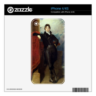 Lord Granville Leveson-Gower, Later 1st Earl Granv Decals For iPhone 4S