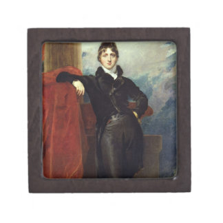 Lord Granville Leveson-Gower, Later 1st Earl Granv Gift Box