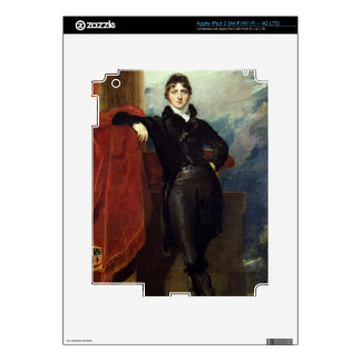 Lord Granville Leveson-Gower, Later 1st Earl Granv iPad 3 Skin