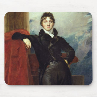 Lord Granville Leveson-Gower Later 1st Earl Granv Mousepads