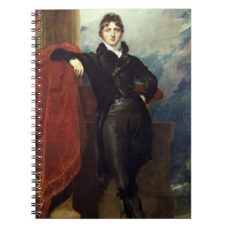 Lord Granville Leveson-Gower, Later 1st Earl Granv Notebook