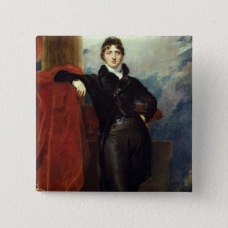 Lord Granville Leveson-Gower, Later 1st Earl Granv Pinback Button