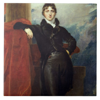Lord Granville Leveson-Gower, Later 1st Earl Granv Tile