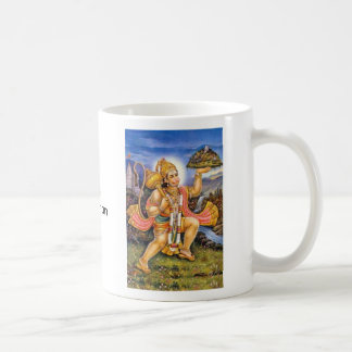 Lord Hanuman, Lord Hanuman, LordHanuman Classic White Coffee Mug