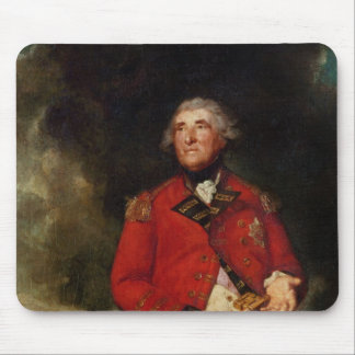 Lord Heathfield  Governor of Gibraltar Mouse Pad