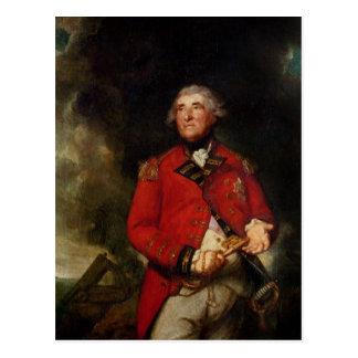 Lord Heathfield  Governor of Gibraltar Postcard