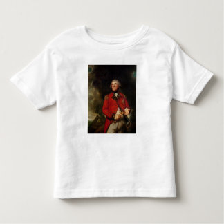 Lord Heathfield  Governor of Gibraltar Toddler T-shirt