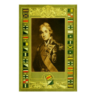 Lord Horatio Nelson Poster