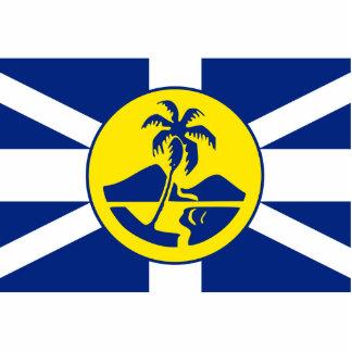 Lord Howe Island Australia flag Acrylic Cut Out