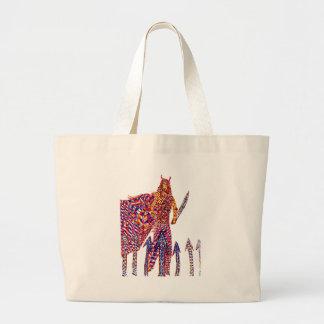 Lord Hubal of Mecca Large Tote Bag