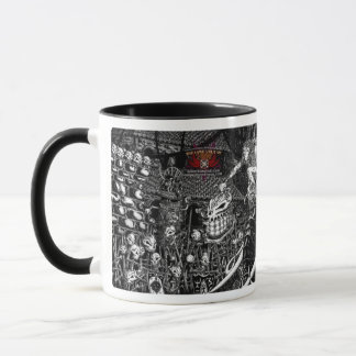 Lord Itchy Fingers, Thunderfoot & The Mad Orphans- Mug