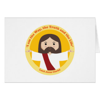 Lord Jesus Christ Greeting Cards