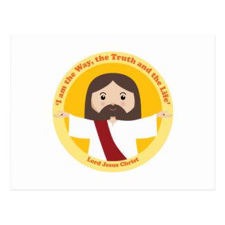 Lord Jesus Christ Postcard