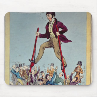 Lord John Stalking over the Boroughmongers Mouse Pad