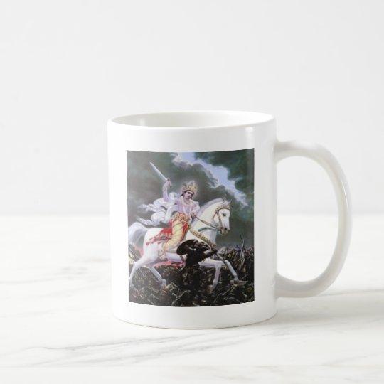 lord kalki coffee mug