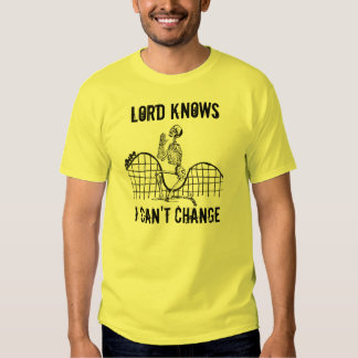 Lord Knows-Roller Coaster T Shirt