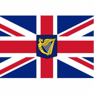 Lord Lieutenant Of Ireland Ireland flag Photo Sculptures