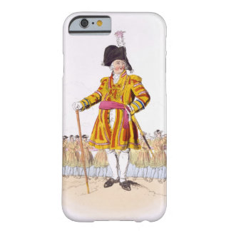 Lord Mayor, from 'Costume of Great Britain', publi Barely There iPhone 6 Case