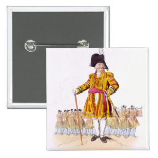 Lord Mayor, from 'Costume of Great Britain', publi Pins