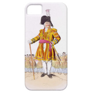 Lord Mayor, from 'Costume of Great Britain', publi iPhone 5 Case