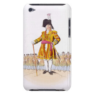 Lord Mayor, from 'Costume of Great Britain', publi iPod Touch Case-Mate Case
