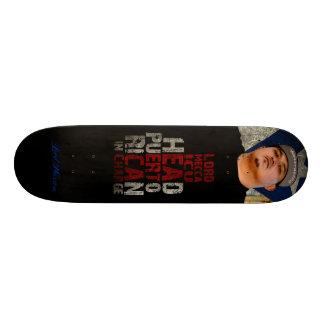 Lord Mecca ICU Skateboard