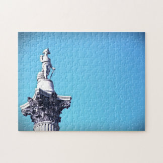 Lord Nelson Just Hanging Out - London - Puzzle