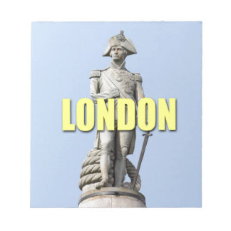 Lord Nelson - Magnificent - Pro photo Memo Notepads