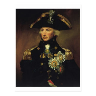 Lord Nelson Post Cards