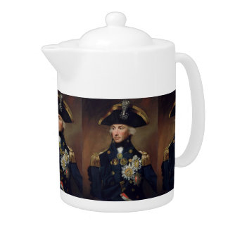LORD NELSON TEA POT