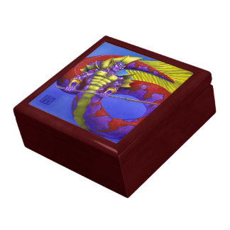 Lord of Atlantis Jewelry Boxes